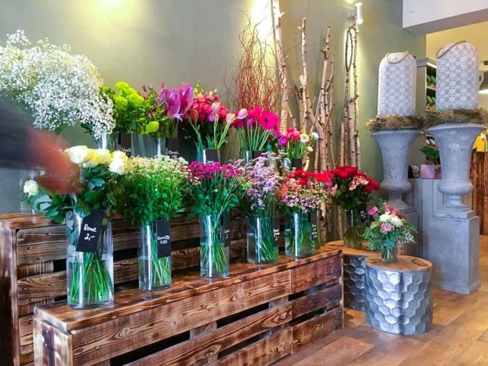 Blütenecht - Blumengeschäft Bottrop: Eulering-Wahl, Bottrop-Kirchhellen