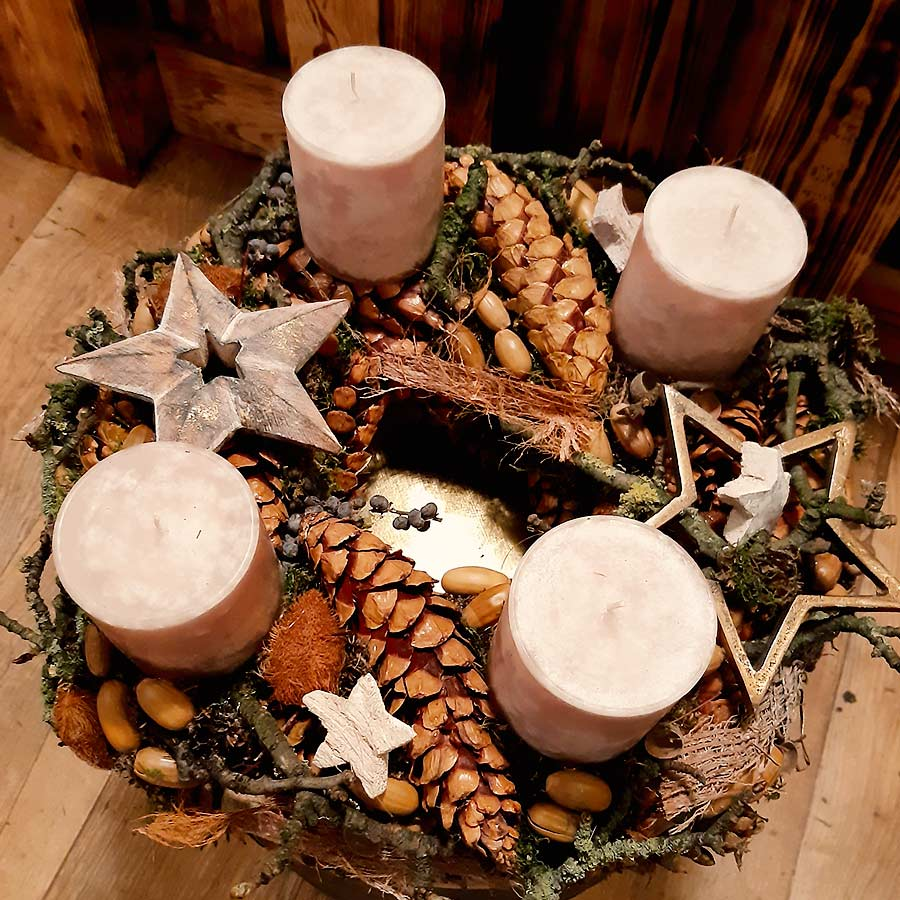 Adventskranz-bestellen-Bottrop-kirchhellen