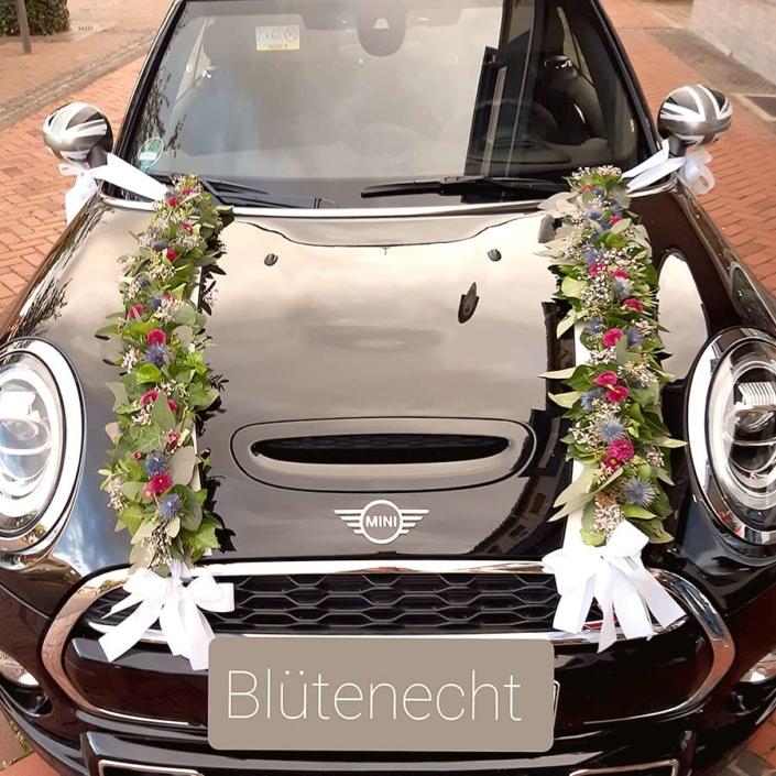 Hochzeit Bottrop Blumendeko